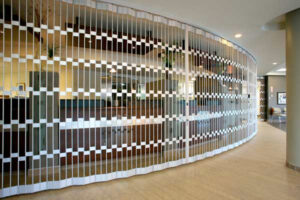 Sliding, Folding Door Grilles